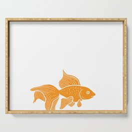 Aquarist Aquarium Funny Fish Tank Lover Gift Serving Tray