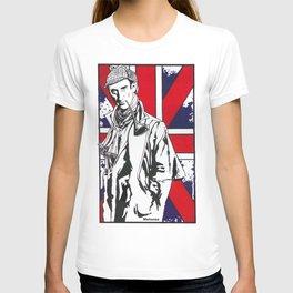 Hail Britannia /  Private Detective by Peter Melonas T-shirt