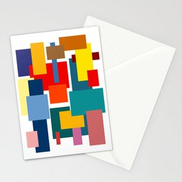 Van Doesburg No. 1 Stationery Cards