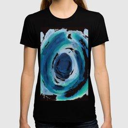 Blue Circle of Saddness T-shirt