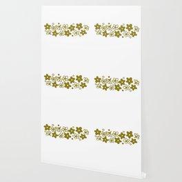 Pyrex Flower Print Wallpaper