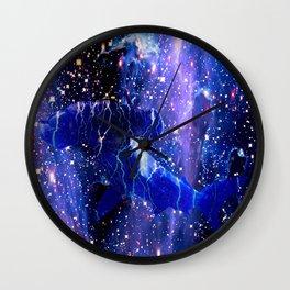 Electric Shark Wall Clock