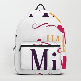 Be Mine Happy Valentines Backpack