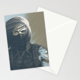 Marinette Stare Stationery Cards