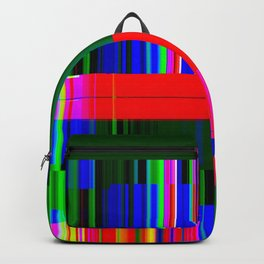 New Wave Barcodes Backpack