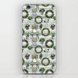 Farmhouse Botanicals iPhone Skin