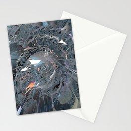 Big bang explosion Stationery Cards