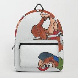 Grease Monkey Backpack