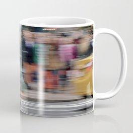 Fish Biker Street Photo Coffee Mug