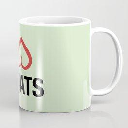 Squat Love Coffee Mug