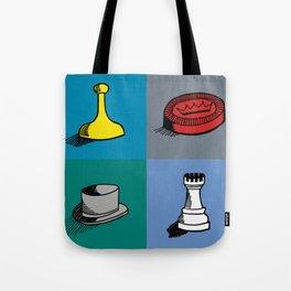 Game Night Tote Bag