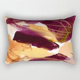 abstract painting XI Rectangular Pillow