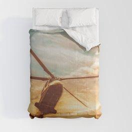 Evening Flight Comforters