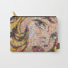 Roy's PinUps (h) - pop art Carry-All Pouch