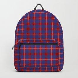 Hamilton Tartan Plaid Backpack