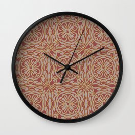 Mosaic of my mind Wall Clock