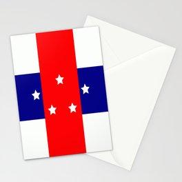 Flag of the Netherlands Antilles Stationery Cards
