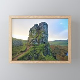 Scotland Fairy Glen Framed Mini Art Print