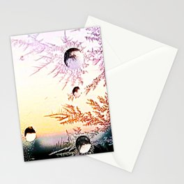 Iceflowers Stationery Cards