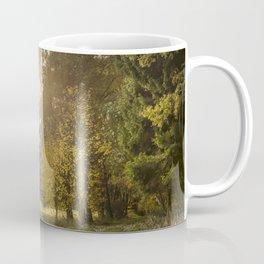 Idyllic  Autumn Sunset In Germany Coffee Mug