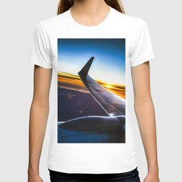 Sleek Jet Twilight T-shirt