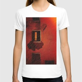Boy In The Attic T-shirt