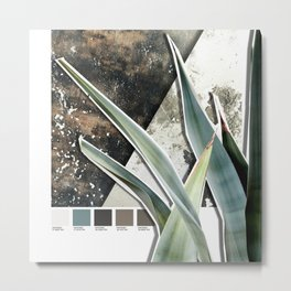 Today's color chart day 38 Metal Print