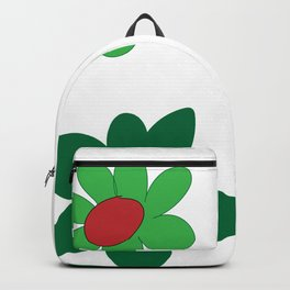 Hand Drawn Flowers (Jahaira) Backpack