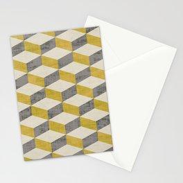 PETRA SUGAR GOLD Stationery Cards