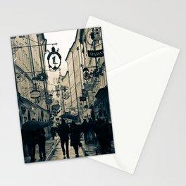 Rainy Salzburg Stationery Cards