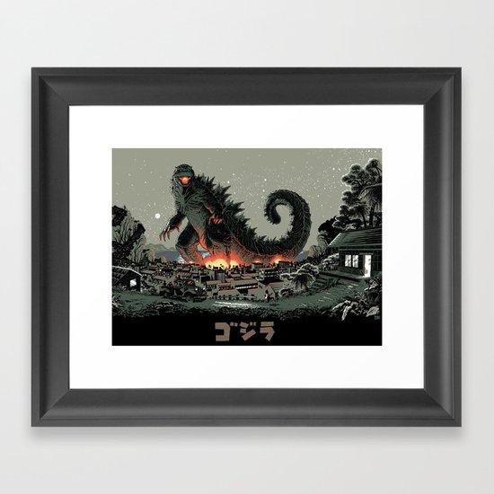 Godzilla - Gray Edition by daltonrose