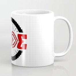 RIDE #biking#MTB Coffee Mug
