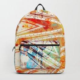 GRUNGE KISS Backpack