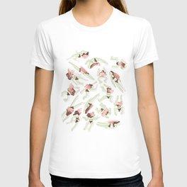 Swimming Girl T-shirt