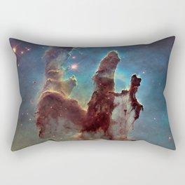 Pillars Of Creation Rectangular Pillow