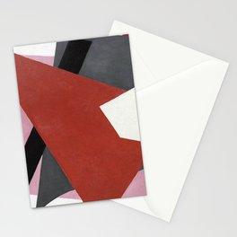 Lyubov Popova - Painterly Architectonic Stationery Cards