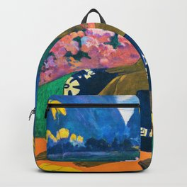 Paul Gauguin - The Seed Of The Areoi - Digital Remastered Edition Backpack