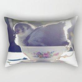 Chick Tea Rectangular Pillow