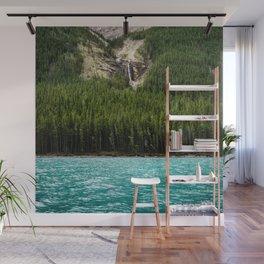 Lake Minnewanka Photography | Landscape Alberta Canada Wall Mural
