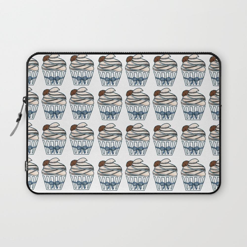 Peanut Butter Cup Cupcake Laptop Sleeve LSV7823996