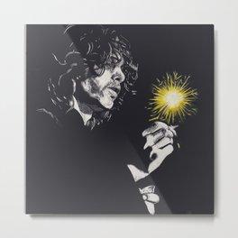 Light My Firecracker  Metal Print