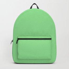 Spring Inspiration ~ Fresh Green Backpack