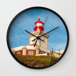 Farol do Cabo da Roca Wall Clock