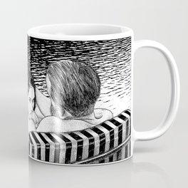 asc 793 - Le rivage de velour (Dive in a velvet slide) Coffee Mug