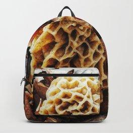 Morel Mushroom in the Wild Backpack