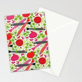 PASTA CON MOLLICA DI PANE Stationery Cards