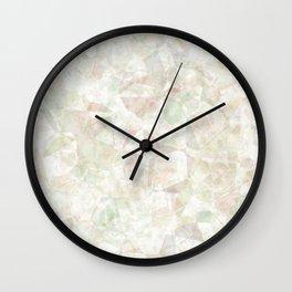 Broken Day Wall Clock