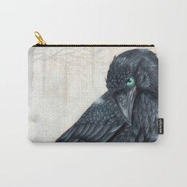 El ve a través del cuervo y controla la niebla Carry-All Pouch