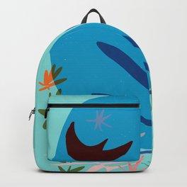 city garden Backpack