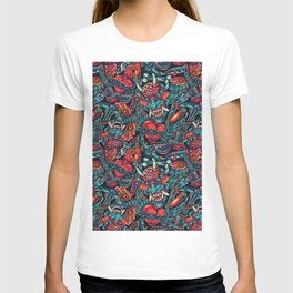 Vintage tattoos T-shirt